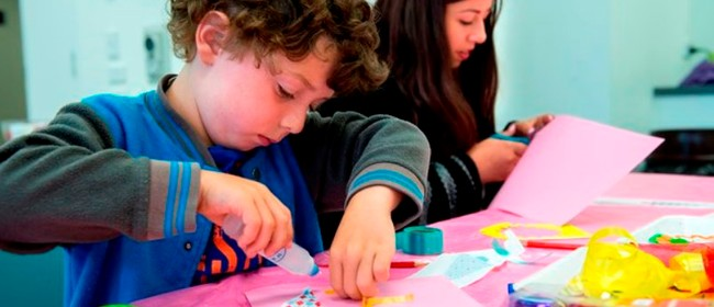 School Holiday Family Drop In Zone