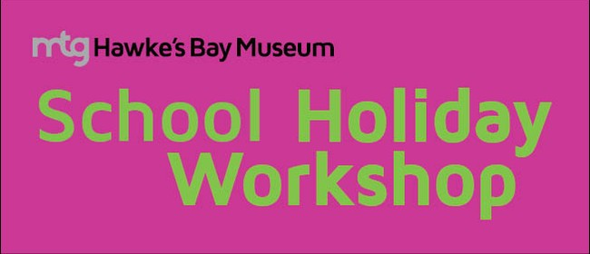 Clay Station Studio: School Holiday Workshops 7-10 Years