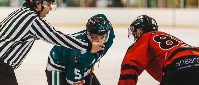Ice Hockey Game #1 - Dunedin Thunder Vs Red Devils