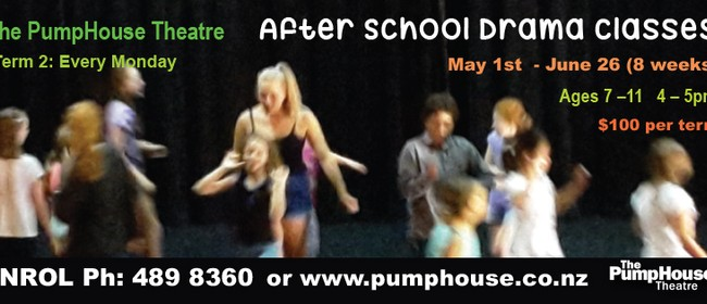 The PumpHouse After School Drama Programme