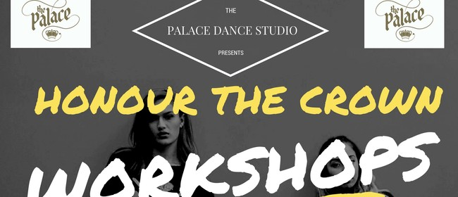 The Palace Dance Studio's Honour the Crown Workshop
