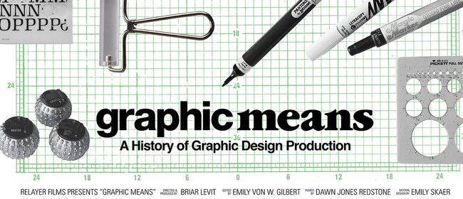 DA Film Screening: Graphic Means