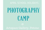 School Holiday Photography Camp