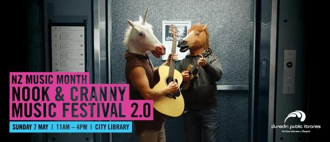 Nook & Cranny Music Festival 2.0