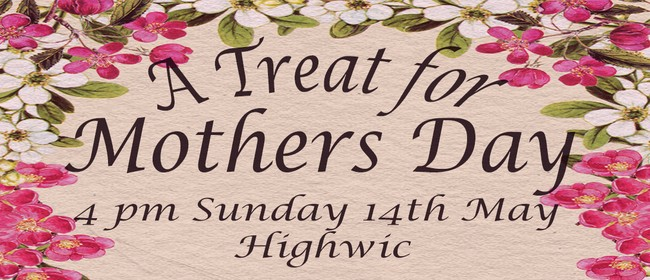 A Treat for Mothers Day