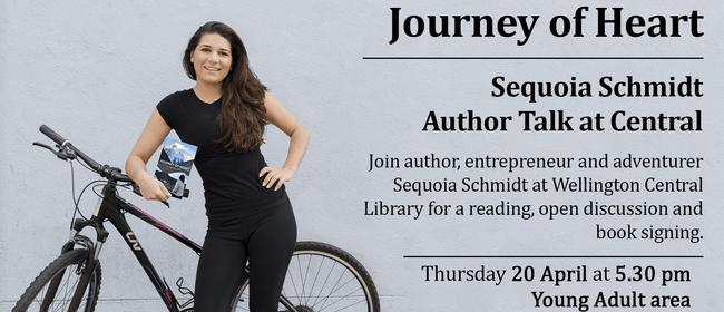 Journey of Heart: A Sojourn to K2 - Sequoia Schmidt Talk