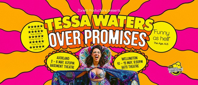 Tessa Waters Over Promises