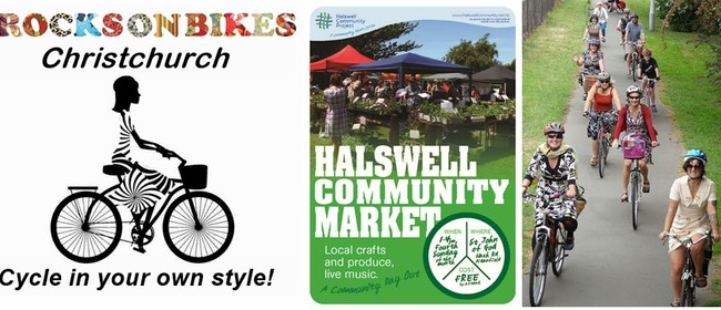 Halswell Market Ride