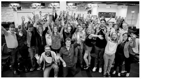 Techweek '17 Wellington - Sales & Marketing Jam