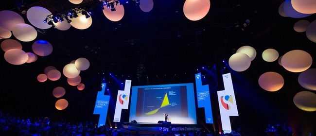 Techweek '17 Wellington - Trends In Exponential Tech