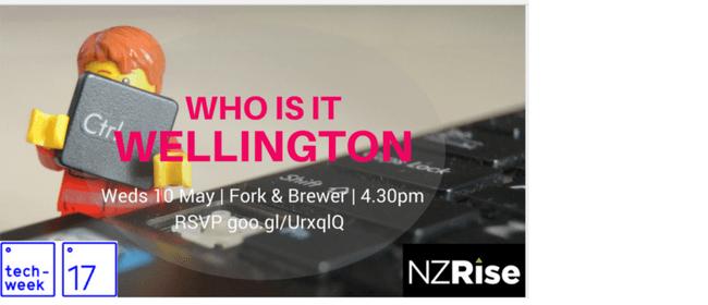 Techweek '17 Wellington - Who Is IT Wellington?