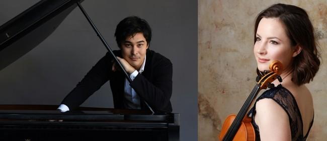 Violin/Piano Recital - Amalia Hall & Christopher Park