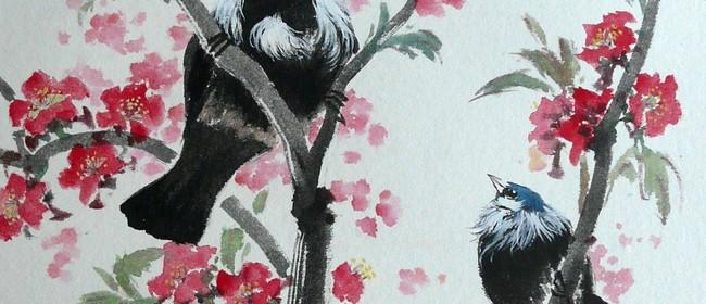 Bird Illustration Workshop: Estuary Art and Ecology Prize