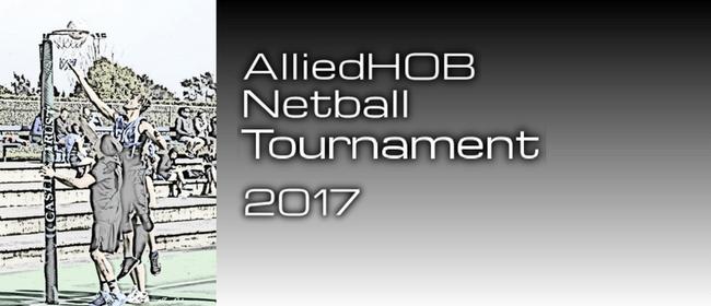 2017 AlliedHOB Netball Tournament