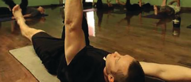 Yoga for Men & Beginners