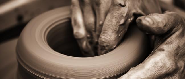 Ceramic Wheel Work - Throwing