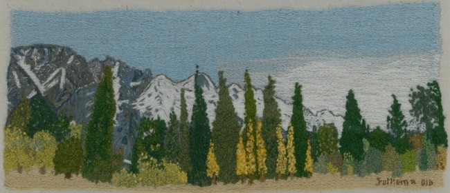 Heirlooms - Taupo Embroiderers' Guild Exhibition