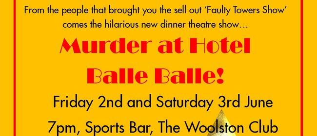 Murder At Hotel Balle Balle