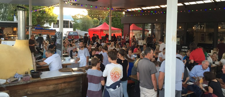 Streetfood station auckland nzherald events for Xi an food bar mt albert