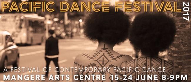Pacific Dance Festival 2017