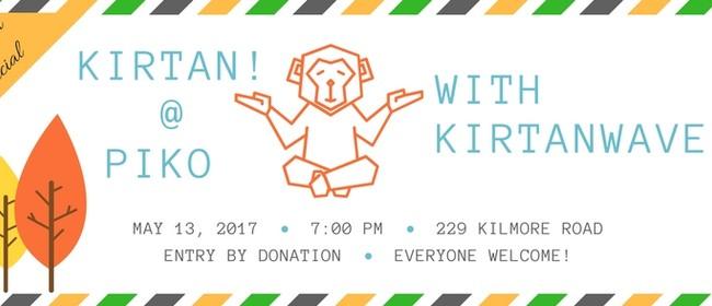 Kirtan With KirtanWave Special Autumn Event