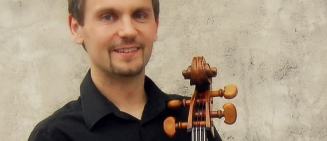 Christopher Hutton 'Reflecting Bach'