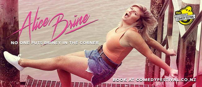 Alice Brine: No One Puts Briney In the Corner