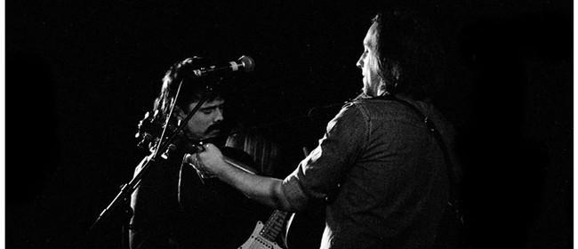 Miles Calder and Finn Johannson