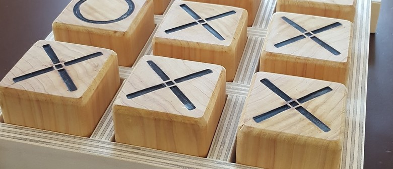 Make Your Own Tic Tac Toe Game - Hamilton - NZHerald Events