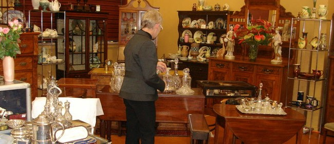 Quota International of Papakura Antique Fair