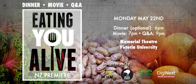 Eating You Alive - New Zealand Premiere