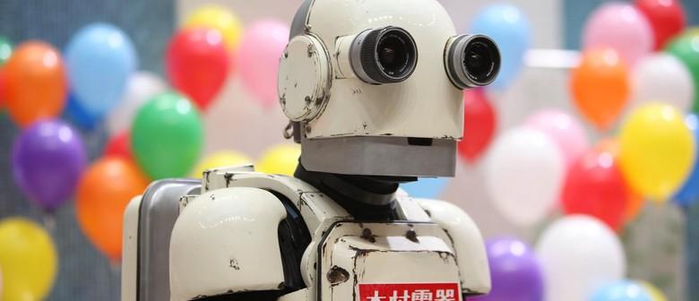 Japanese Film – Robo G
