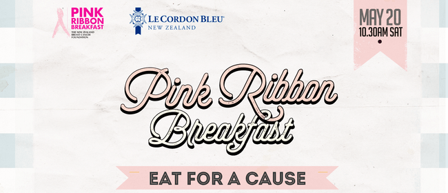 Pink Breakfast Charity Event