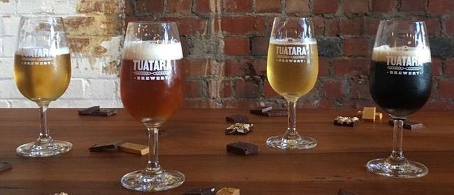 Craft Beer and Chocolate Tasting