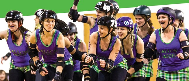 Roller Derby Double Header Event