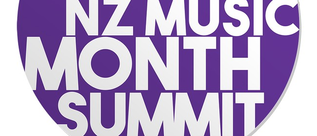 2017 Official NZ Music Month Summit