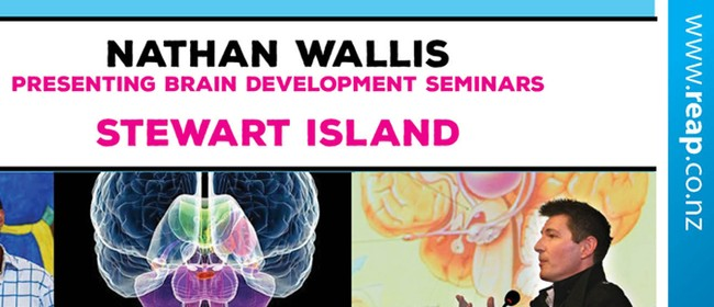 Nathan Wallis - 3-7 Years Brain Development