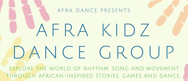 AFRAkidz Dance Group