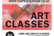 Term 2 Art Classes for Kids, Teens and Adults