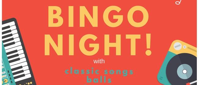 Singalong Bingo