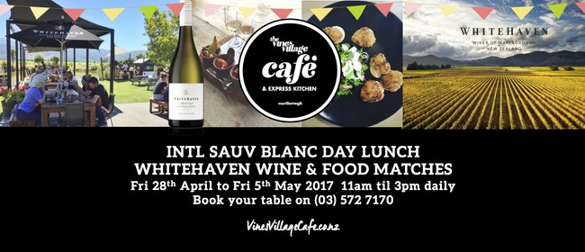 Sauvignon Love Intl Sauv Blanc Day Celebration