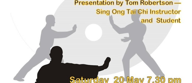 Tai Chi Chuan With Tom Robertson