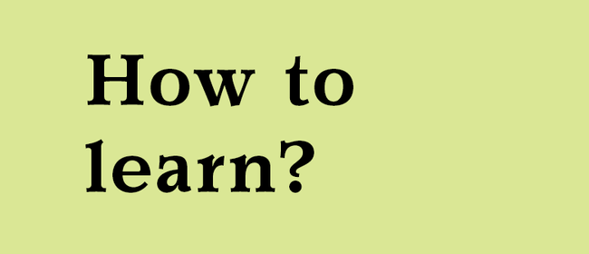 How to Learn? A Discussion On Emerging Curatorial Education
