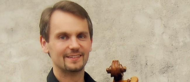 Christopher Hutton - Reflecting Bach (Solo Cello)