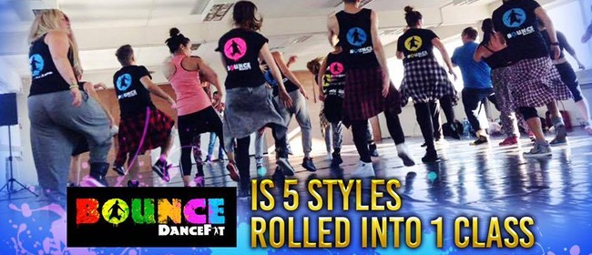 Bounce Dance Fit Classes