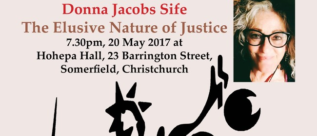 Storytelling Performance: The Elusive Nature of Justice