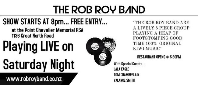 The Rob Roy Band