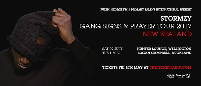 Stormzy: SOLD OUT