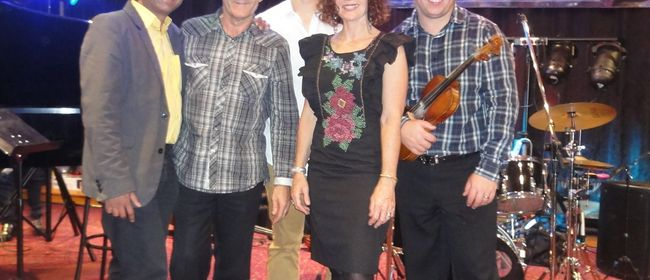 Maria O'Flaherty & Ben Fernandez Quartet