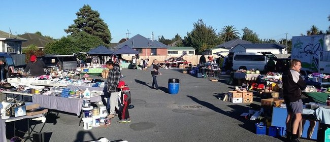 Pages Road Market